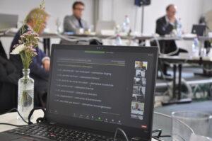 Erstes Treffen des Fachbeirats Forum Deutsche Sprache – Vorstellung und Diskussion der Planungen
