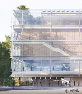 Architekturwettbewerb abgeschlossen – Jury hat drei Entwürfe ausgewählt